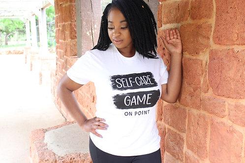 Self-Care T-Shirt White