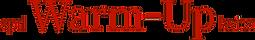 Logo warm-up