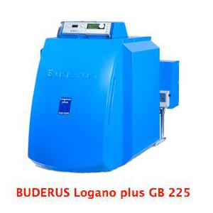 BUDERUS Logano Plus GB 225