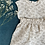 Thumbnail: Jupe enfant double gaze fleurie