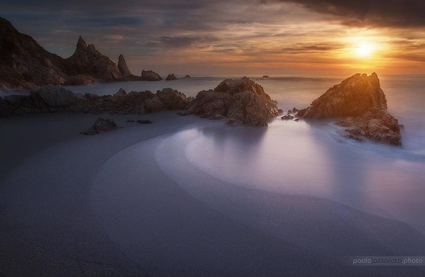 Four Shades of Sea