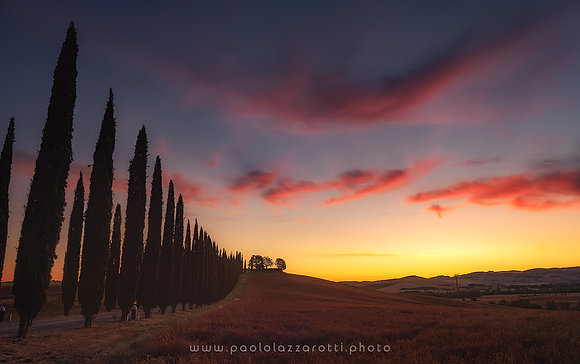 Dreaming Sunrise in Valdorcia (Part 1)