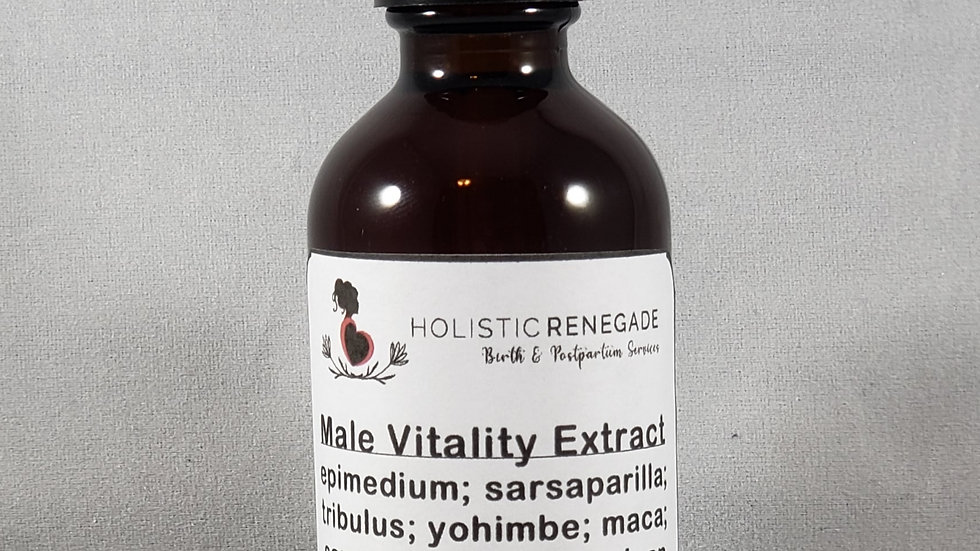 Male Vitality Extract