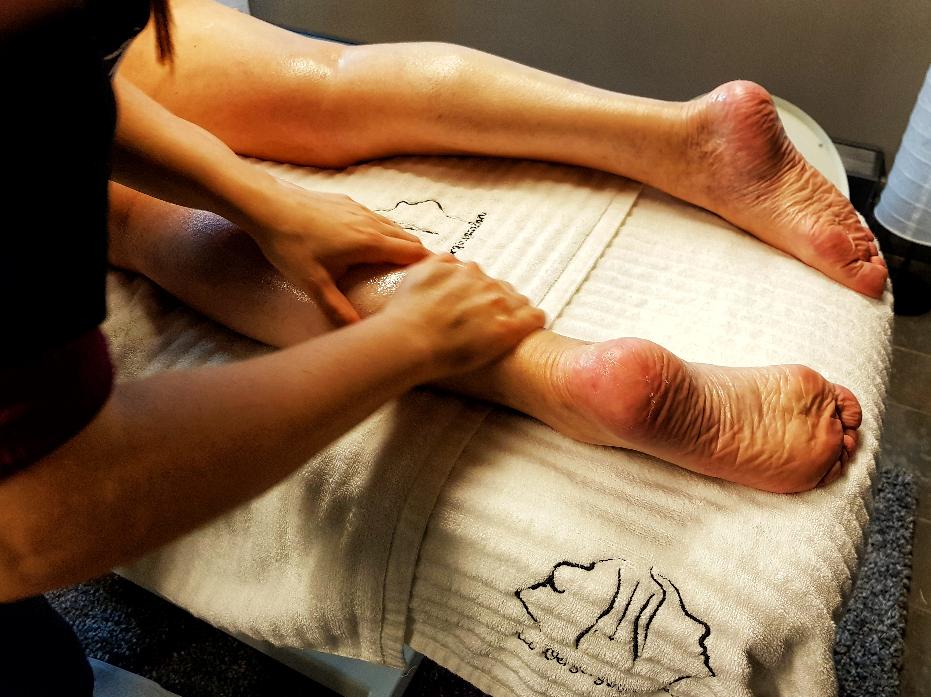 Lichaamsverzorging Massage