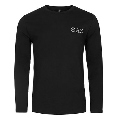 Discover, The Original Black Long Sleeve T With An Inspired Difference.