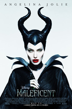 Maleficent Animated Poster