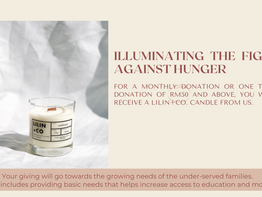 Illuminating The Fight Against Hunger