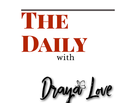 The Daily August 7, 2019 - Rest