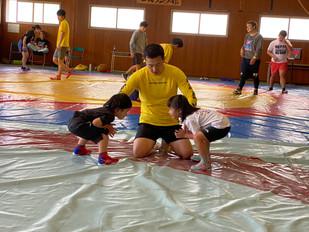 【レスリング教室】SAPPORO_WARRIORS