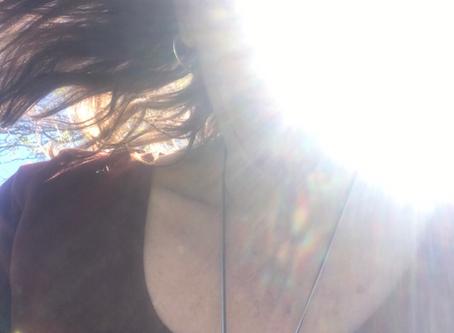 I am light..