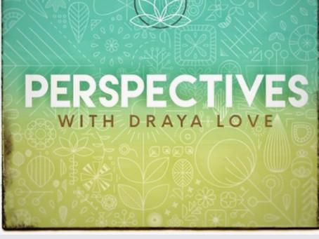 Reality talks w Draya Love, Hulu Amen Ra and Ocho the Owl on Perspectives, Episode 2, Segment 2