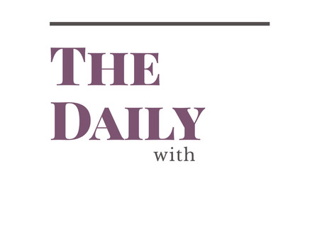 The Daily June 16, 2019 - Sacred Vision