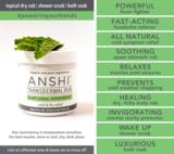 CODE DRAYA15 for Discount ANSHI Nurturing Peppermint Rub
