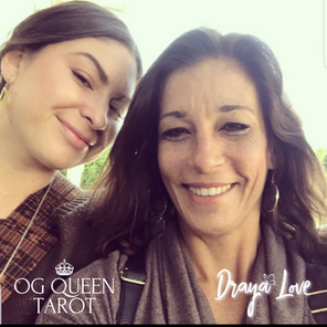 Draya Love & OG Queen Tarot talking current energies for the next few months. Jan 15 forward