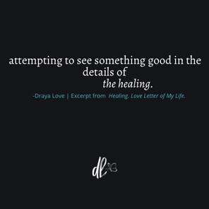 Attempting to see something good...