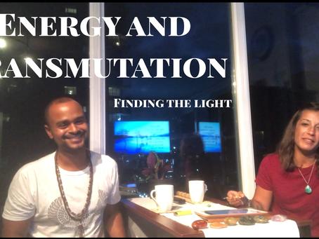 Transmuting energy with Draya Love and Hulu Amen Ra
