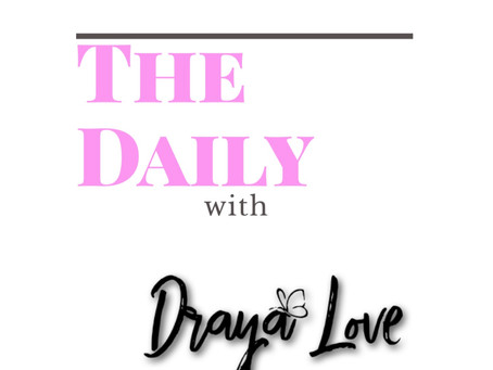 The Daily August 3, 2019 - Broken Heart