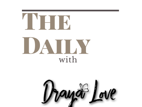 The Daily July 25, 2019 - Flowering