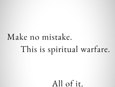 Make no mistake.