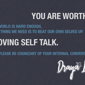 loving self talk