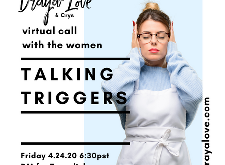 Talking Triggers w the women this week