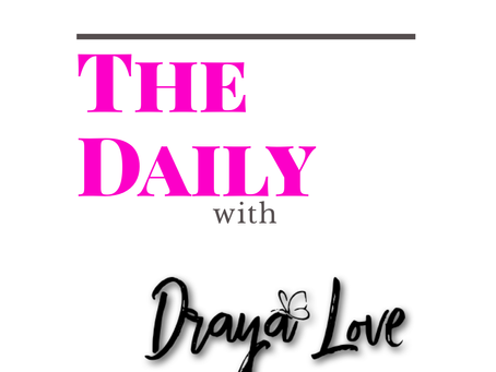 The Daily for July 12, 2019 - Partnership, Imagination and trust.