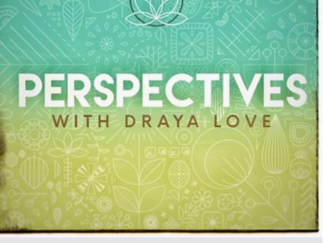Reality Talks Episode 3 w Draya Love, Ocho the Owl, Hulu Amen Ra on Perspectives.