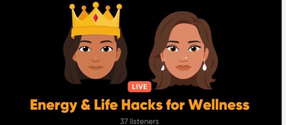 Wellness and life hacks with Draya Love & Simran