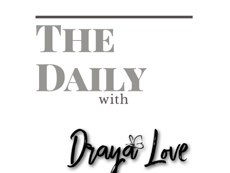 The Daily July 9, 2019 - Life purpose