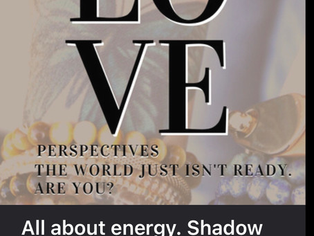 A new podcast about energy, shadow work, roles, paradigms.. healing.