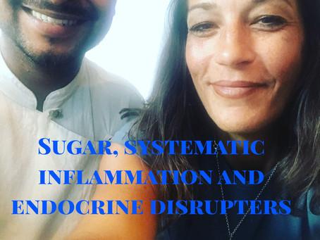 Draya Love and Hulu Amen Ra - Sugar, Systematic Inflammation & Endocrine Disrupters