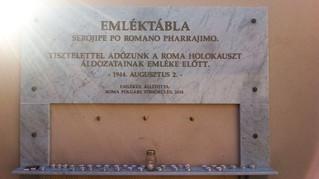 Intézménylátogatás és rendhagyó történelemóra a csepeli roma holokauszt központban