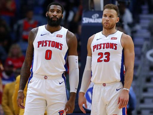 ''Pistons''- depresīvākā komanda līgā. Kā lieti izmantot šo sezonu?