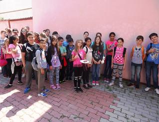 Látogatáson a gödöllői Petőfi Sándor Általános iskola