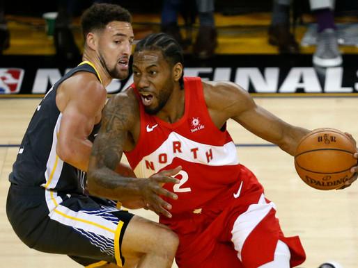 Warriors vēlreiz zaudē Durantu, Toronto vēl viena iespēja triumfēt- ko sagaidīt 6. spēlē?