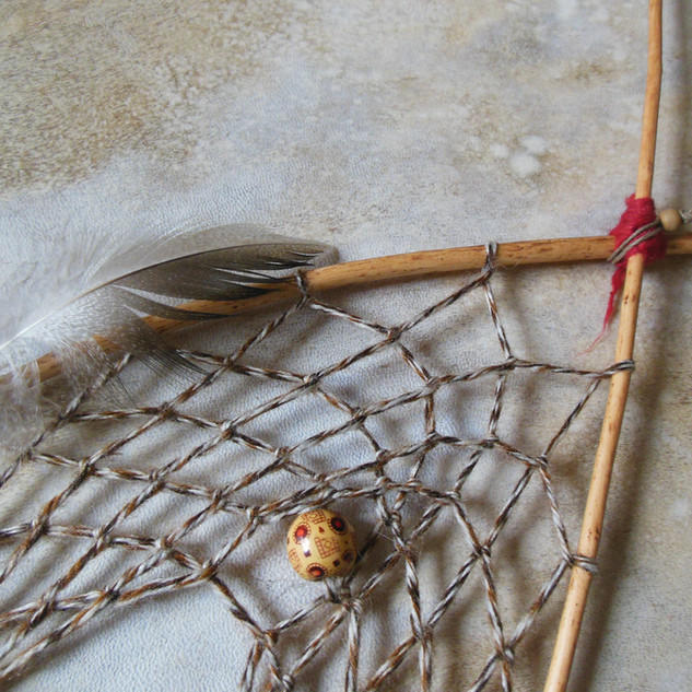 Attrape-rêve poisson - Edwige Peronne - Orne 3