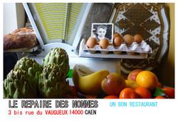 Restaurant Le Repaire des nones