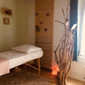 La fée Divine Ludivine Goudier massage r