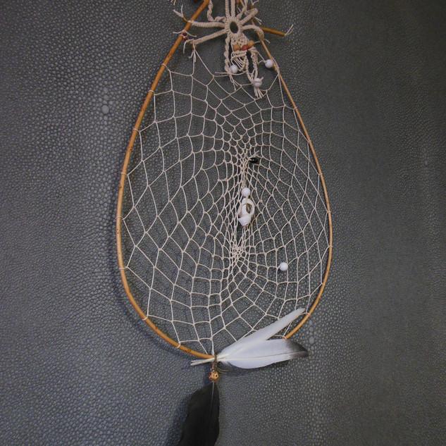 Attrape-rêve araignée - Edwige Peronne - Orne 6