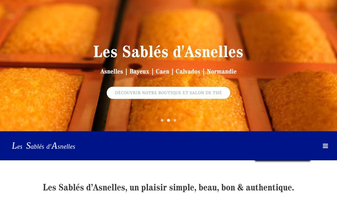 www.sables-asnelles annalabelle com