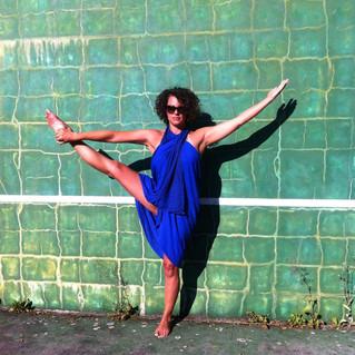 Valérie Klein et La Capsule Yoga