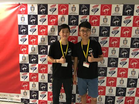 TURNED-E! x Hackathon@HKUST 2019