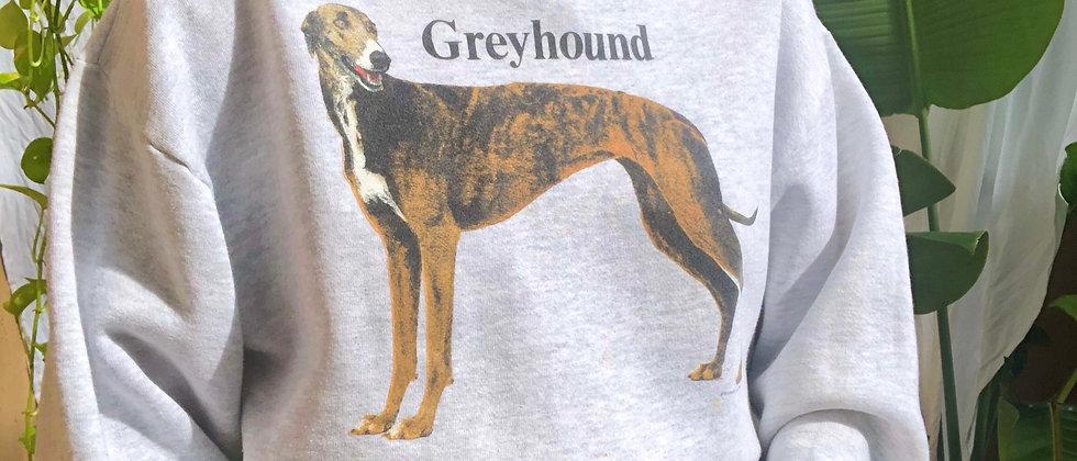 Vintage Greyhound Sweater
