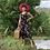 Thumbnail: Vintage Floral Dress