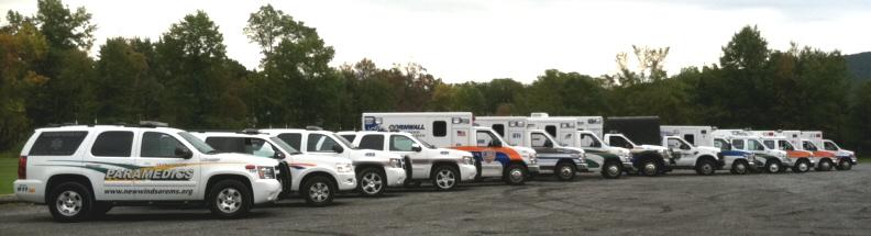 Woodbury EMS                                                   033