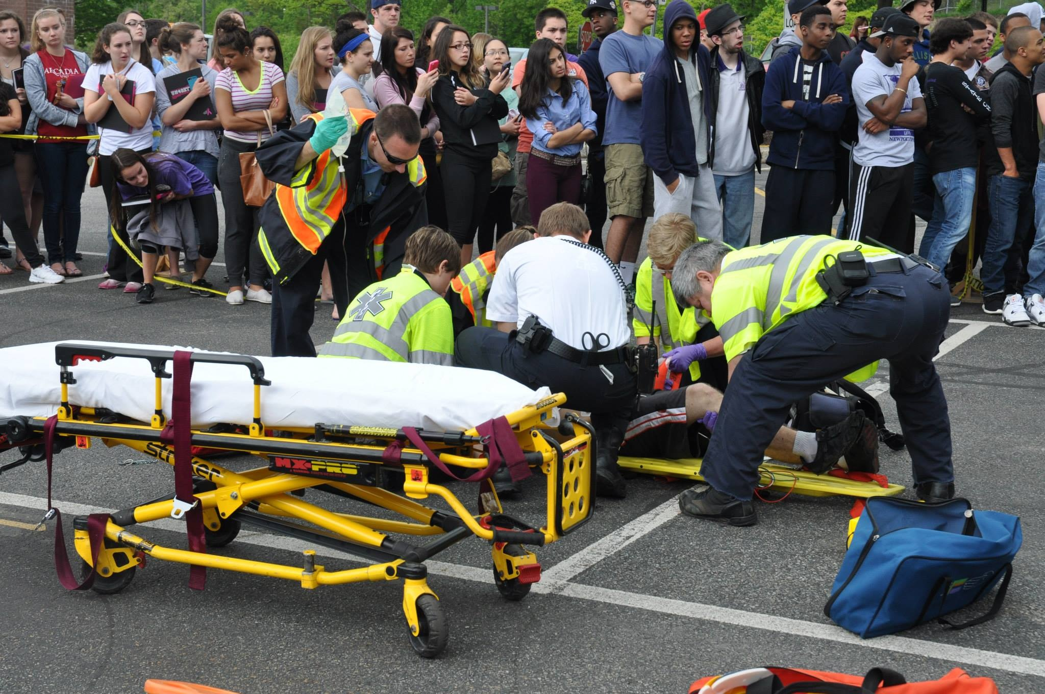 Woodbury EMS                                                   080