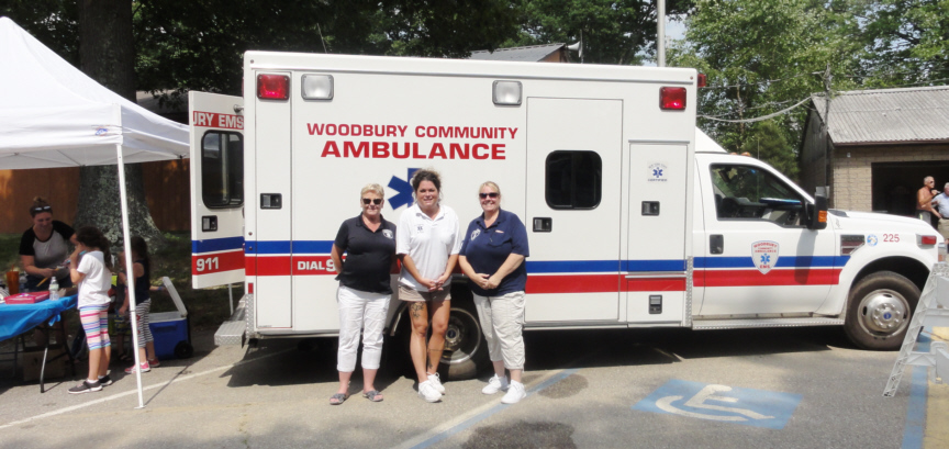 Kid's Day Woodbury EMS