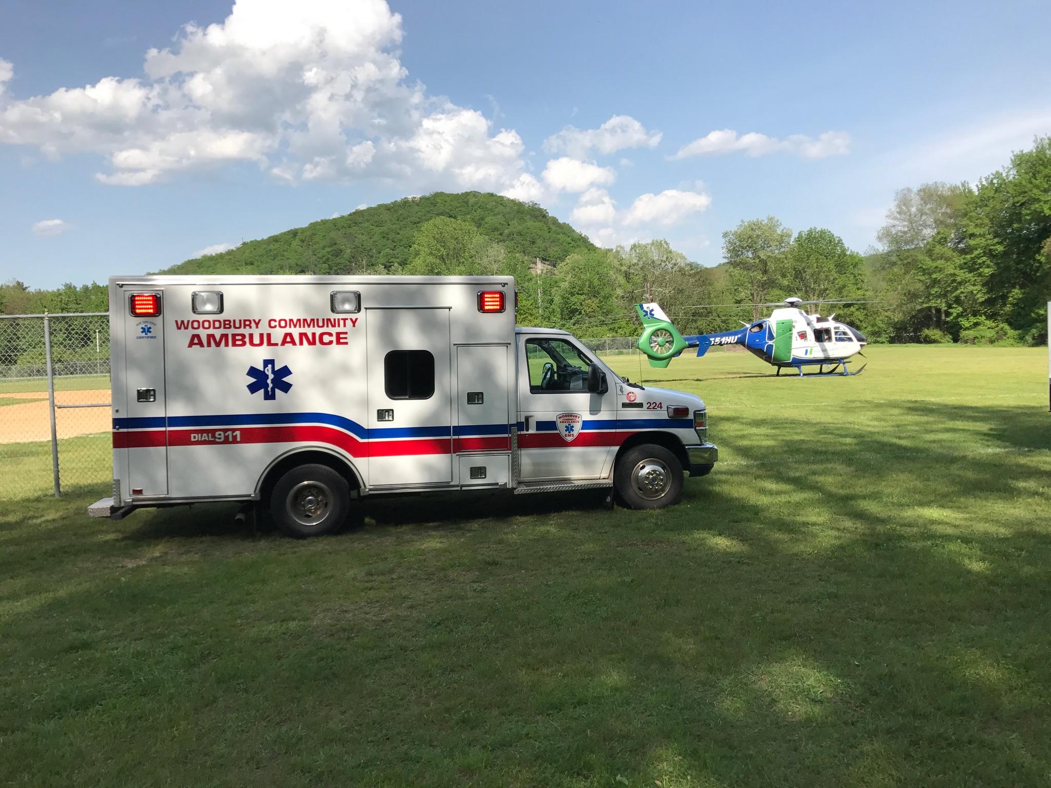 Woodbury EMS