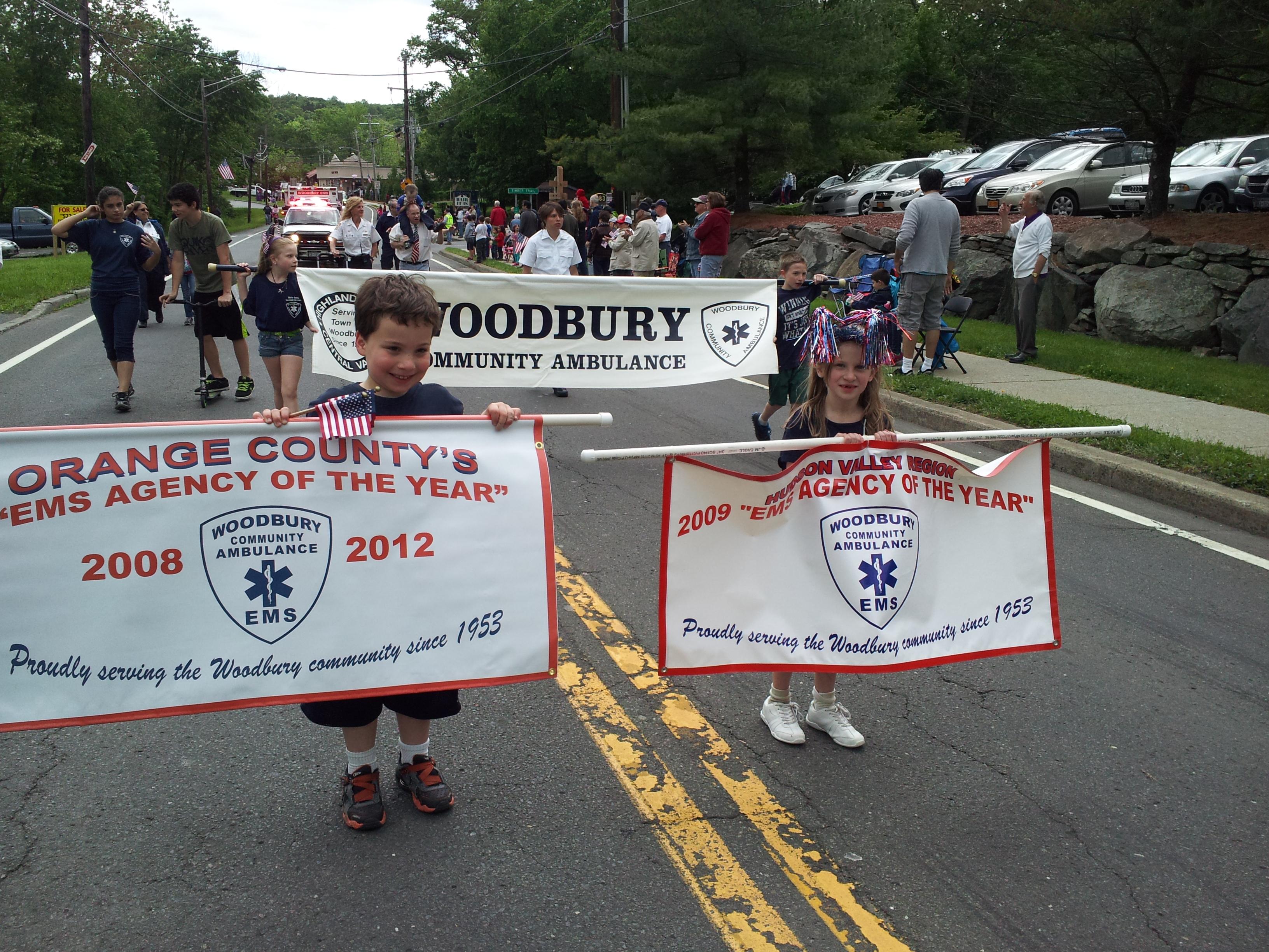 Woodbury EMS                                                   000