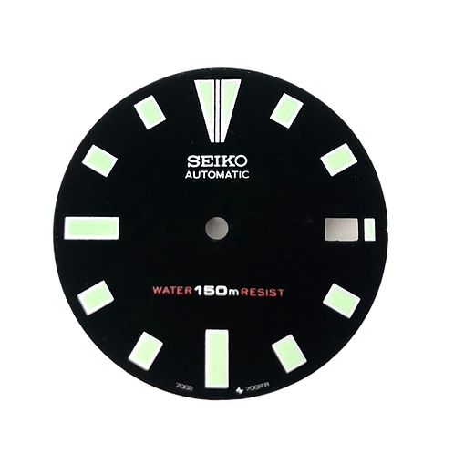 New Aftermarket Seiko 7002 Dial
